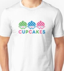 cupcake Fun light Unisex T-Shirt