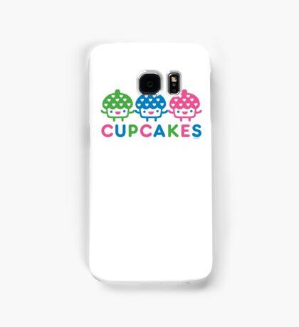 cupcake Fun light Samsung Galaxy Case/Skin
