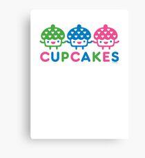 cupcake Fun light Canvas Print