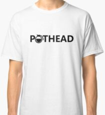 Pothead Funny Coffee lovers T-shirt Classic T-Shirt