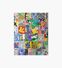 Henri Matisse Art Board