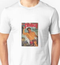ADVENTURE / Doc Savage Unisex T-Shirt