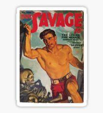 Doc Savage / 326071 Sticker