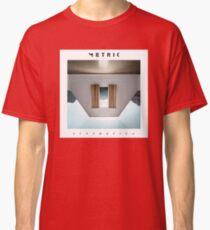 Metric Band Album Cover Classic T-Shirt