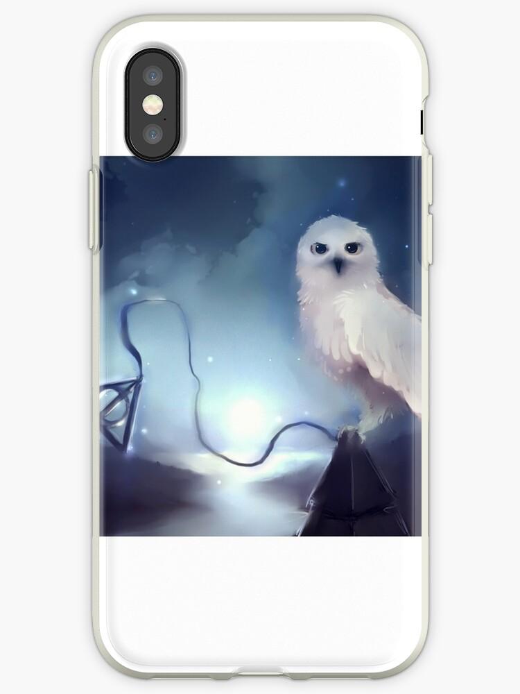 Hedwig Deathly Hallows by carlos0707