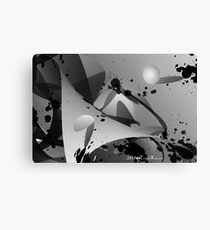 Layer Canvas Print