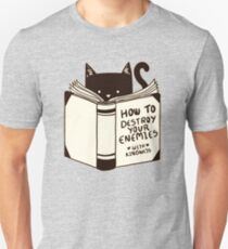 How To Destroy Your Enemies With Kindness T-Shirt & Stickers Unisex T-Shirt