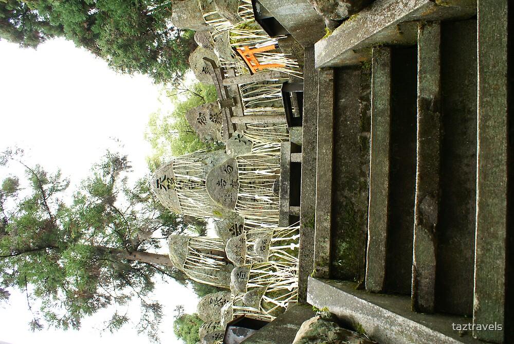 Shrine Stones by taztravels