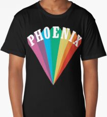 Phoenix Band Logo Long T-Shirt