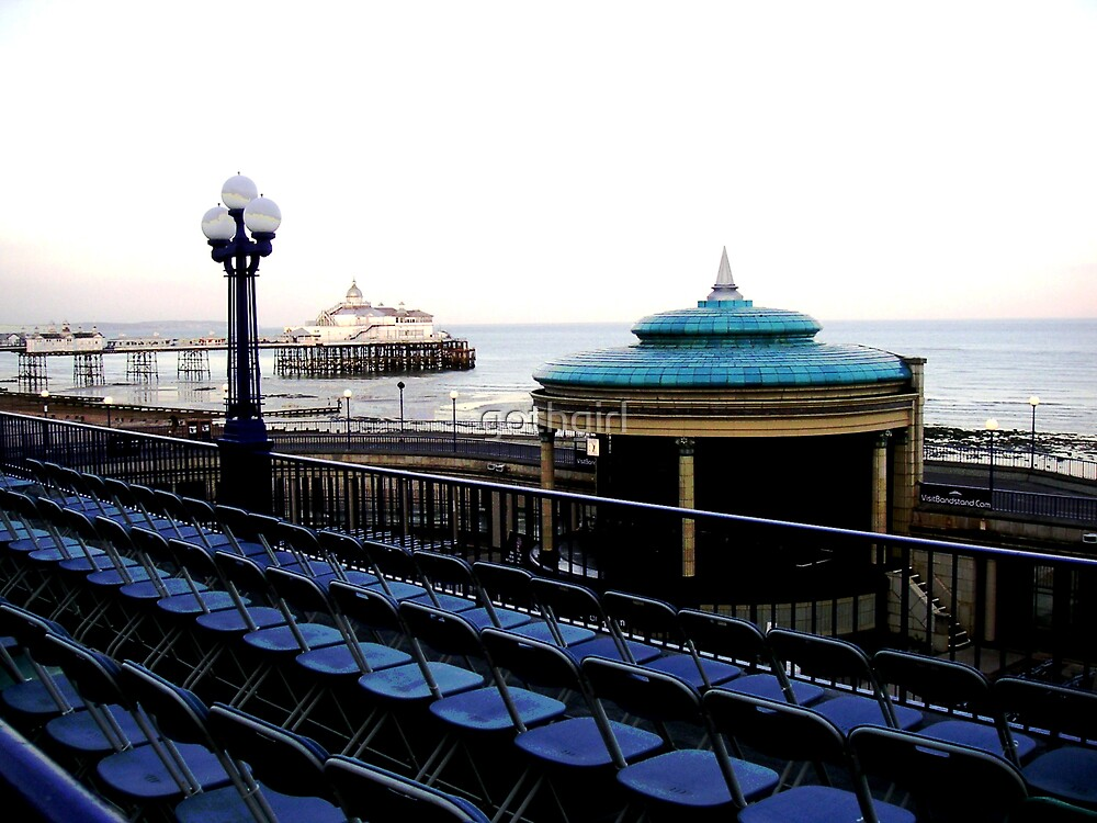 Band Stand and Pier by gothgirl