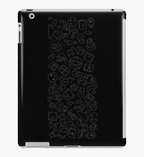 The Binding Of Isaac Rebirth Scribbles iPad Case/Skin