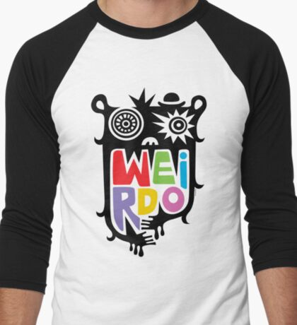 Big Weirdo - multi T-Shirt