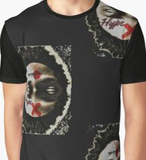 EMOHYPE HEAD Graphic T-Shirt