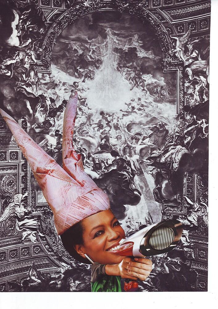 Oprah,s enunciation by atomikboy