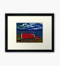 My Dream House,  Applecross Peninsula Framed Print