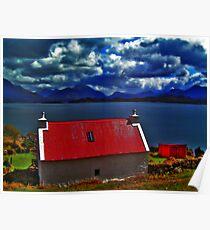 My Dream House,  Applecross Peninsula Poster