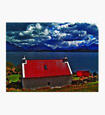 My Dream House,  Applecross Peninsula Photographic Print