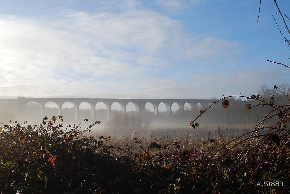 Conisbrough Aqueduct by AJS1883