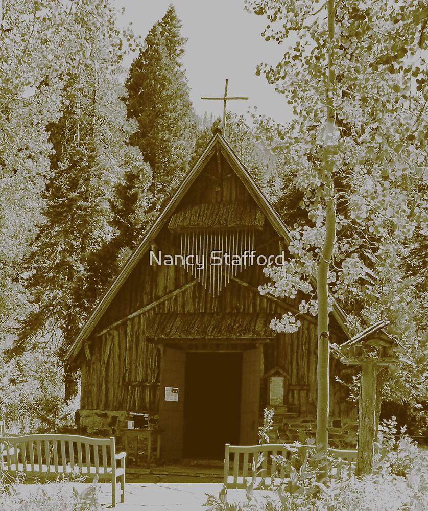 Little Church  by Nancy Stafford
