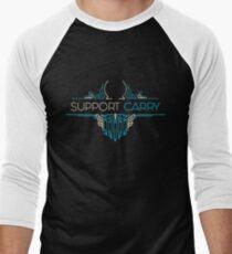 Support Carry - League of Legends LOL Penta Men's Baseball ¾ T-Shirt