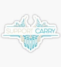 Support Carry - League of Legends LOL Penta Sticker