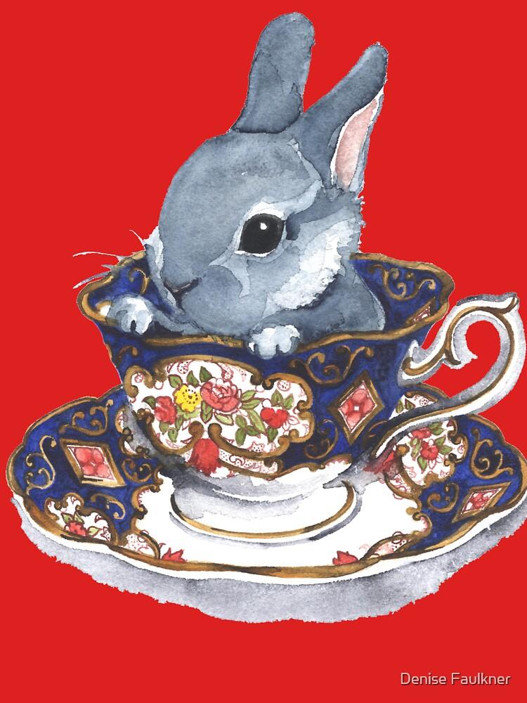 Heirloom Bunny by desines