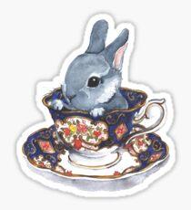 Heirloom Bunny Sticker