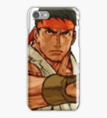 street fighter - ryu iPhone Case/Skin