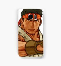street fighter - ryu Samsung Galaxy Case/Skin