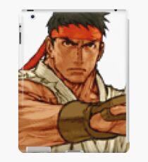 street fighter - ryu iPad Case/Skin