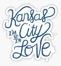KC I'm So In Love Mural Sticker