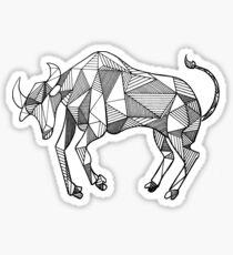 Taurus  Sticker