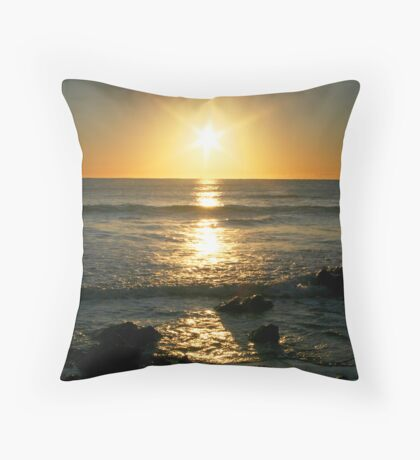 Port Macquarie Sunrise I Throw Pillow