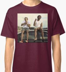 CHILDISH GAMBINO AND CHANCE THE RAPPER Classic T-Shirt
