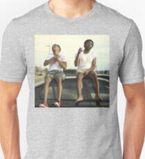CHILDISH GAMBINO AND CHANCE THE RAPPER Unisex T-Shirt