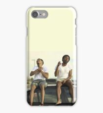 CHILDISH GAMBINO AND CHANCE THE RAPPER iPhone Case/Skin