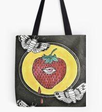 Decaying Berry Tote Bag