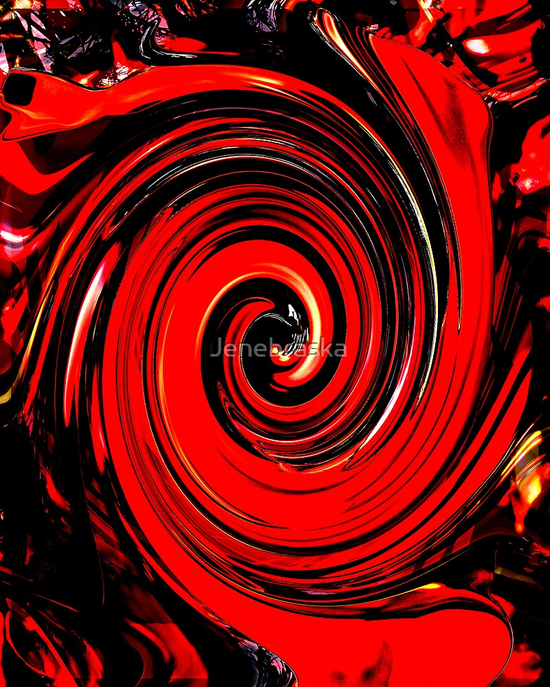 Red Whirl by Jenebraska