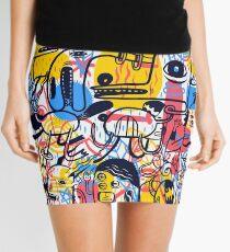 kena rasuk Mini Skirt