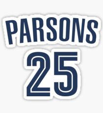 Chandler Parsons - Fan shirt Sticker