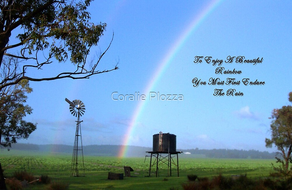 Hope Card by Coralie Plozza