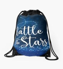 Rattle the Stars - Throne of Glass Drawstring Bag