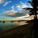 Southport Sunrise. Gold Coast, Queensland, Australia. by Ralph de Zilva