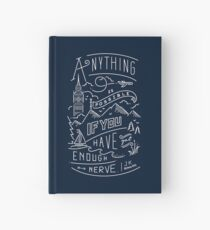 Anything is possible Hardcover Journal