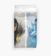 Mortal Kombat  Duvet Cover