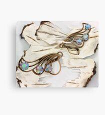 Winged Delicacies No. 1 Canvas Print