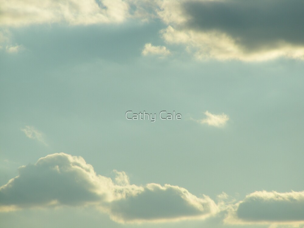 CLOUDS 4 by Cathy Cale