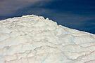 """A """"Mr. Whippy"""" Iceberg by Robert Elliott"""