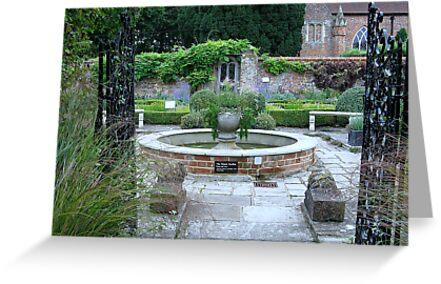 The Dutch Garden by Sharon Perrett