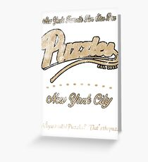 Puzzle's Bar - How I Met Your Mother Greeting Card
